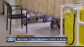 FINDING HOPE: Recovery coach program starts in Boise
