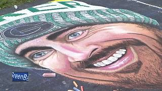 'Chalkfest' comes to Green Bay - Video