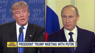 Trump and Putin to meet at international summit in Germany - Video