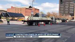 Former RTD terminal on 16th Street Mall to become $200M mixed-use development - Video