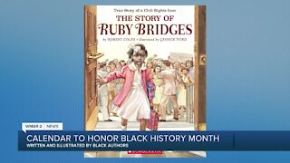 Calendar to honor Black History Month