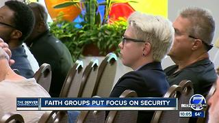 Police works with faith communities to up safety