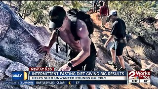 Intermittent fasting diet giving big results
