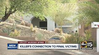Details released on relationship between Valley murder suspect and Fountain Hills victims