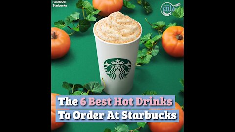 The Best 6 Hot Drinks To Order At Starbucks