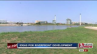 Omaha, Council Bluffs riverfront development update - Video