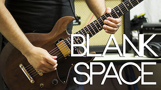Taylor Swift's 'Black Space' gets electric guitar cover - Video