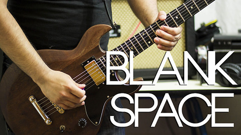 Taylor Swift's 'Black Space' gets electric guitar cover