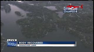 Body found in Okauchee Lake in Town of Oconomowoc - Video
