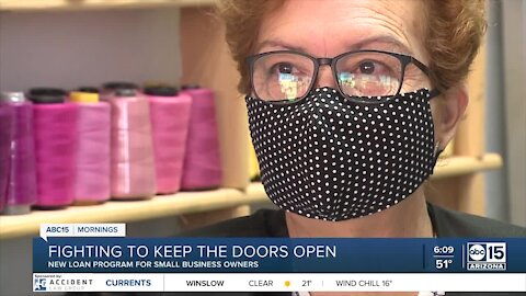 Small businesses fight to keep their doors open
