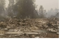 Footage Shows Scenes of Devastation From California's Carr Fire