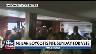 [1280x720] Bar Boycotts Sunday NFL Games, Raises Money For Veterans Instead  Fox News Insider - Video