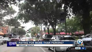 Delray Beach considers parking meters downtown