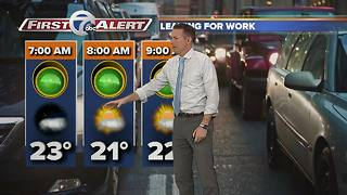 7 First Alert Forecast - 0319 5am - Video