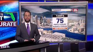 Florida's Most Accurate Forecast with Jason on Friday, October 5, 2018 - Video