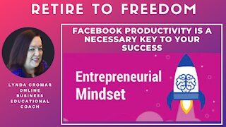 FACEBOOK PRODUCTIVITY IS A NECESSARY KEY TO YOUR SUCCESS
