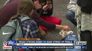 Vegas Strong event helps students - Video