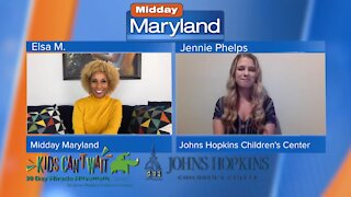 Johns Hopkins Children's Center - Kids Can't Wait
