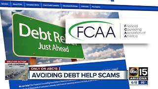 Let Joe Know: How to avoid scammers when trying to cut debt - Video