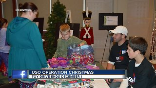 USO Wisconsin: Operation Christmas