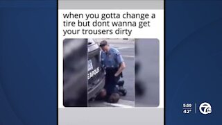 Metro Detroit officer placed on unpaid leave following racist post