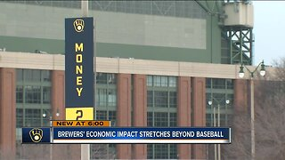 New study shows Miller Park's economic impact on Wisconsin