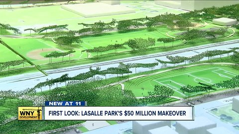 First look at Lasalle Park's $50 Million makeover