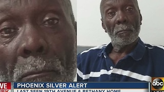 SILVER ALERT: Have you seen this man? - Video