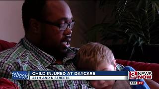 Parents pull child from daycare - Video