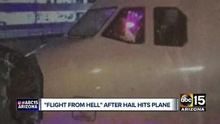 Top stories: Police investigating killing spree, hail causes flight diversion, heat continues - Video