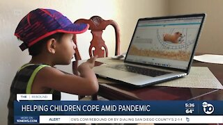 How parents can help their kids cope amid a pandemic