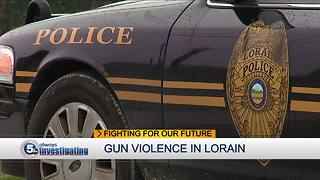 Residents upset about Lorain's increase in violence speak out - Video