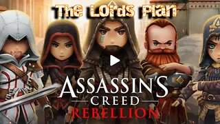 Assassins Creed Rebellion The Lords Plan