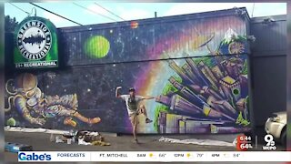 Pandemic gives artist a push to change his career path