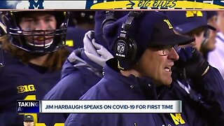 Harbaugh makes controversial comments on podcast