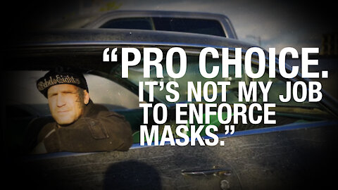 """B.C. tattoo shop facing backlash for """"pro-choice"""" mask policy"""