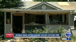 Woman dies after fire at vacant Denver home, neighbors complained about the property for years