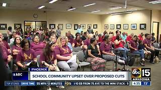 Parents, teachers mad with Roosevelt School District changes - Video