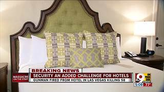 How Las Vegas shooter got guns into his hotel - Video