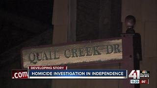1 dead, 1 badly injured in Independence shooting