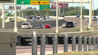 Data shows traffic in Tampa Bay is making a return