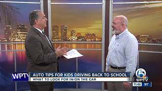 Auto tips for parents with teen drivers - Video