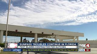 SunPass issues continue to plague the state - Video
