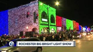 Rochester Big Bright Light Show - Video