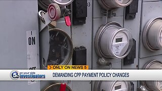 Citizens groups demand Cleveland Public Power payment policy changes