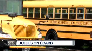 School bus cameras helping districts investigate bullying - Video