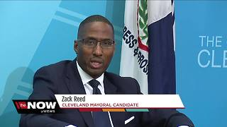 Cleveland mayoral candidates Frank Jackson and Zack Reed go head to head in City Club debate - Video