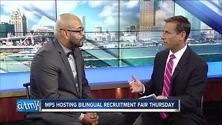 Milwaukee Public Schools is looking for educators by holding bilingual recruitment fair