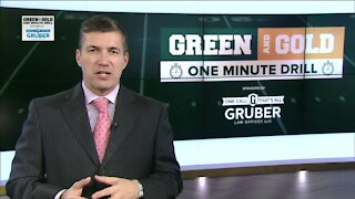 Green and Gold 1 Minute Drill -