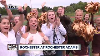 Game of the Week: Rochester at Rochester Adams